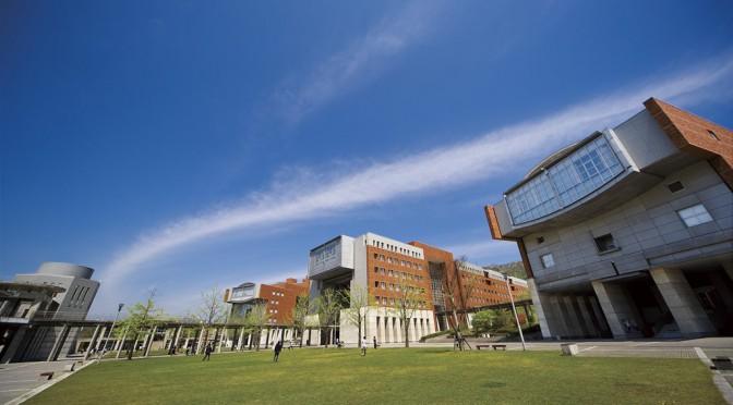 キャンパス写真